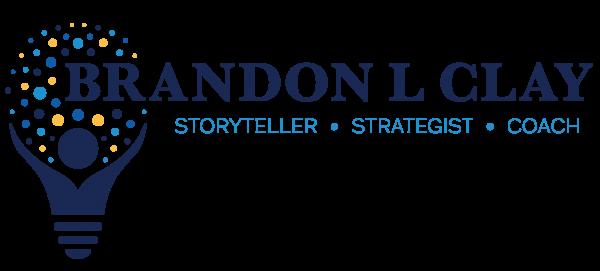 Brandon Clay Branding Package Logo Full Color